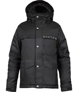 Burton Titan Snowboard Jacket True Black