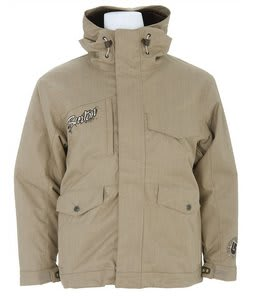 Burton Team Smalls Snowboard Jacket Coriander