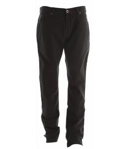 Burton Toasty Lined Chino Pants True Black