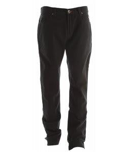 Burton Toasty Lined Chino Pants True Black