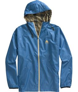 Burton Torque Jacket Swedish Blue/Dune Gutter Plaid Reverse