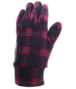 Burton Touch N Go Gloves Hex Prepster Plaid