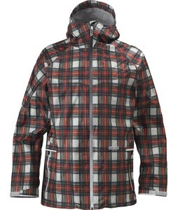 Burton Tracer 2.5L Jacket Paper Plaid