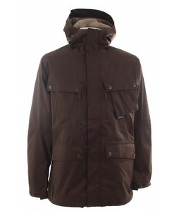 Burton Traction Snowboard Jacket Mocha