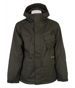Burton Traction Snowboard Jacket Resin