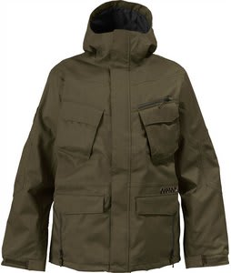 Burton Traction Snowboard Jacket Trench