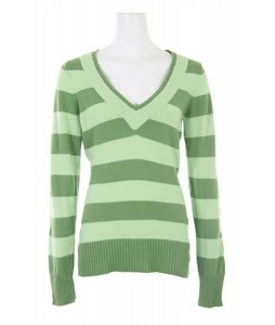 Burton Traffic V-Neck Sweater Fern