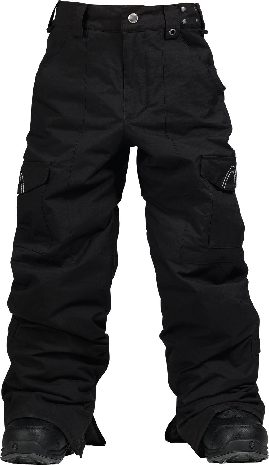 Shop for Burton TWC Transmission Snowboard Pants True Black - Kid's