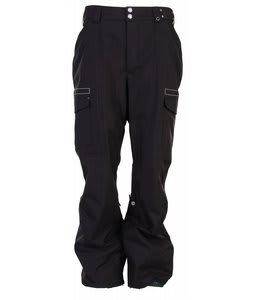 Burton TWC Transmission Snowboard Pants True Black