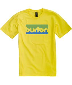 Burton Transmission T-Shirt Gold Medal