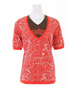 Burton Transporter Shirt Infrared