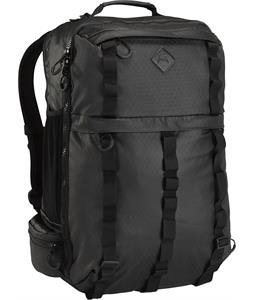 Burton Traverse Backpack Black Rip Tarp 35L