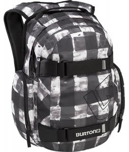 Burton Treble Yell Backpack Painted Buffalo Plaid