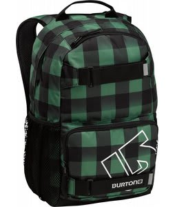 Burton Treble Yell SS Backpack Astro Buffade Plaid