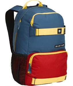 Burton Treble Yell Backpack Cerulean Block 21L
