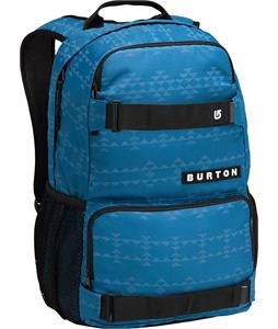 Burton Treble Yell Backpack Pipeline Emboss 21L