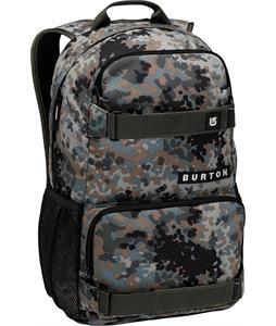 Burton Treble Yell Backpack Camo 21L