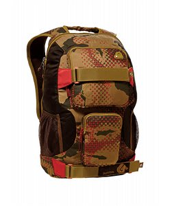 Burton Treble Yell Backpack Glamocamo Sahara