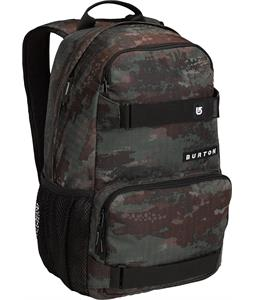 Burton Treble Yell Backpack Canvas Camo 21L