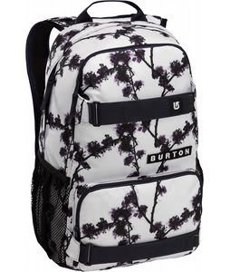 Burton Treble Yell Backpack Cherry Blossoms