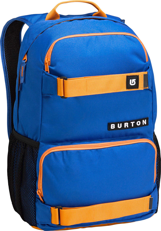 Burton Treble Yell Backpack Cyanide/Safety Orange 21L