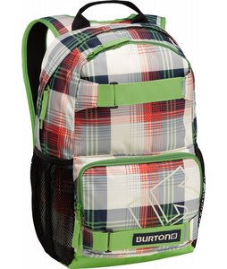 Burton Treble Yell Backpack Gama Plaid