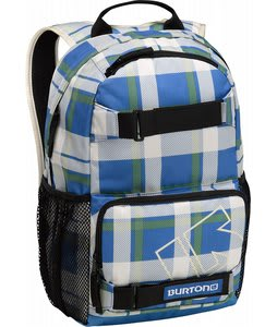 Burton Treble Yell Backpack Jump Off Plaid