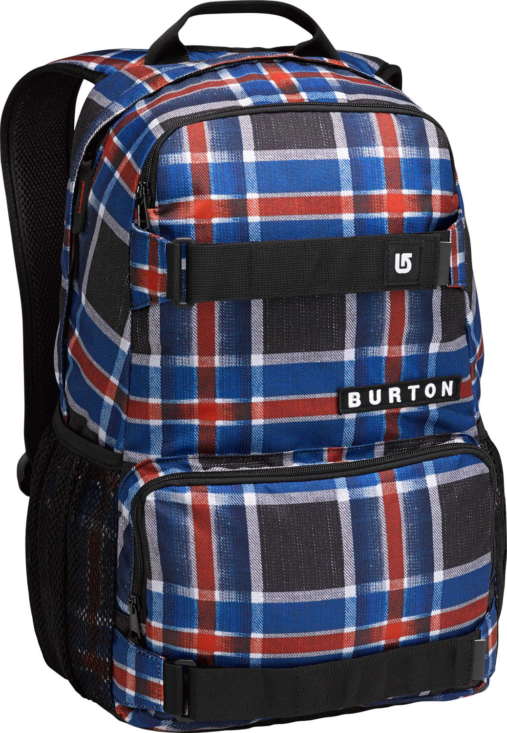 Burton Treble Yell Backpack Karl Plaid 21L