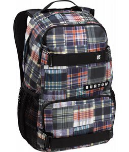 Burton Treble Yell Backpack Madras