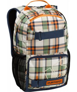 Burton Treble Yell Backpack Province Sweet Leaf Plaid