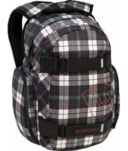 Burton Emphasis Backpack Tartan Plaid