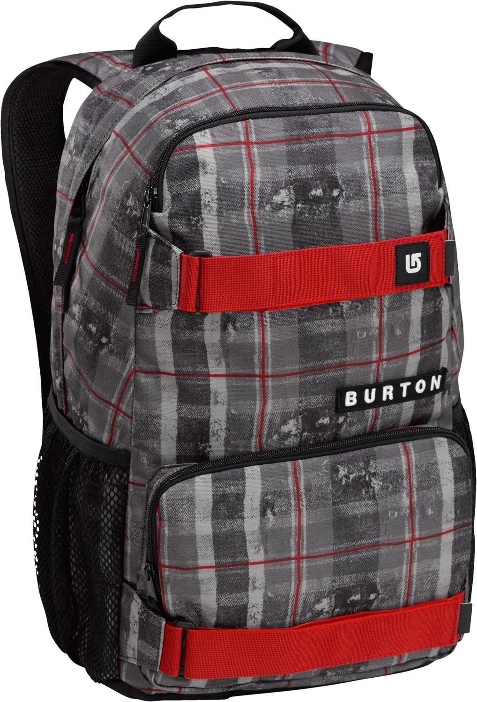 Burton Treble Yell Backpack Tattered Plaid