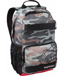 Burton Treble Yell Backpack Gamo/Vain Print
