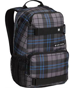 Burton Treble Yell Backpack Vista Plaid 21L