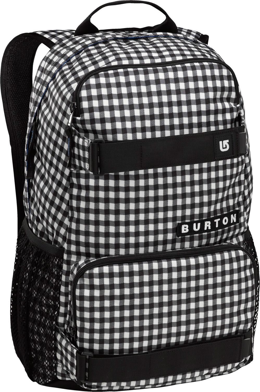 Burton Treble Yell Backpack Wrinkled Gingham