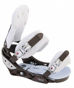 Burton Triad Lounge Snowboard Bindings