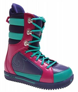 Burton Tryst Snowboard Boots Blue
