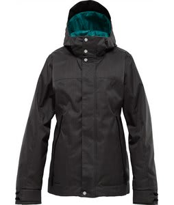 Burton TWC Baby Cakes Snowboard Jacket True Black