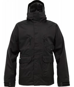 Burton TWC Bit O Heaven Snowboard Jacket True Black