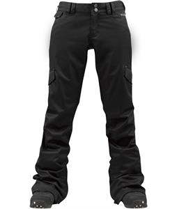 Burton TWC Boomsticks Snowboard Pants True Black