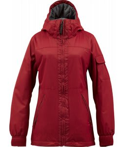 Burton TWC Boomsticks Snowboard Jacket Red Handed