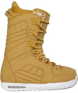 Burton TWC Snowboard Boots Mustard/White