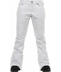 Burton TWC Candy Snowboard Pants Bright White