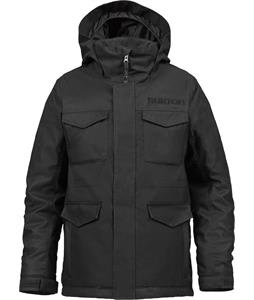 Burton TWC Cannon Snowboard Jacket True Black