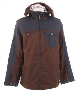 Burton Captain Tripps Snowboard Jacket