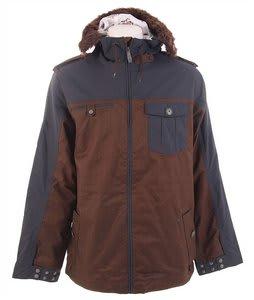 Burton Captain Tripps Snowboard Jacket