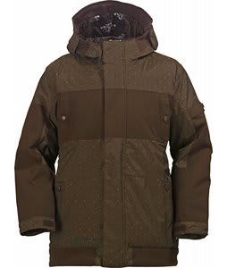 Burton TWC Cosmic Delight Snowboard Jacket Mocha