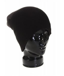 Burton TWC Factory Beanie True Black