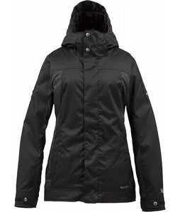 Burton TWC Fulltime Flirt Snowboard Jacket True Black