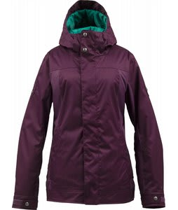 Burton TWC Fulltime Flirt Snowboard Jacket Shiner